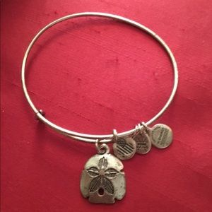 Alex and Ani Bracelet Sand Dollar Bracelet